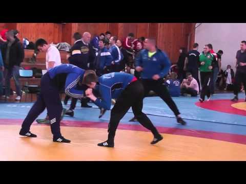 before free style wrestling MSR 2015 bratislava