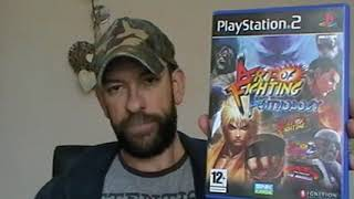 Art of Fighting Anthology ps2 my chat review part 1