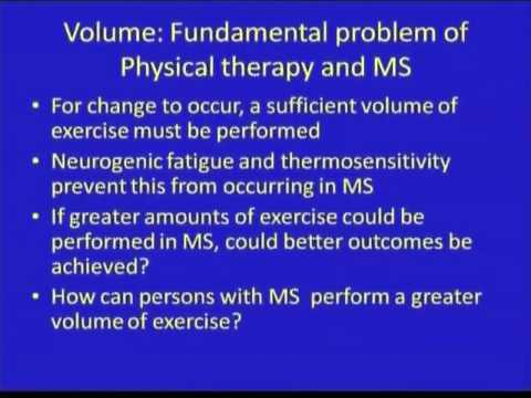 2011 Maximizing Function: The Role of Rehabilitation by Herb Karpatkin, PT, DSc -