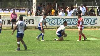 Maltese Heritage Rugby League Vs Thailand