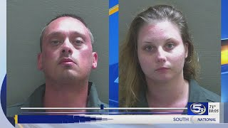 Pensacola couple arrested for having sex on the beach