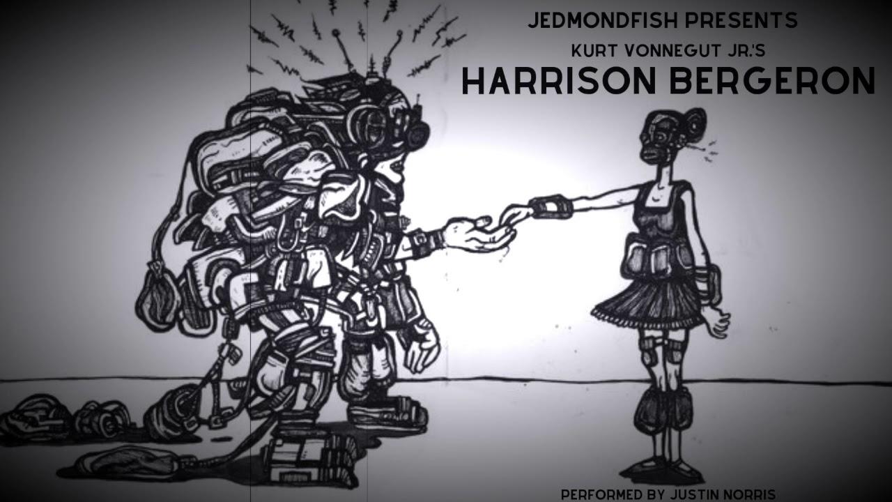 "Harrison Bergeron"" Audiobook - Kurt Vonnegut Jr. - YouTube"