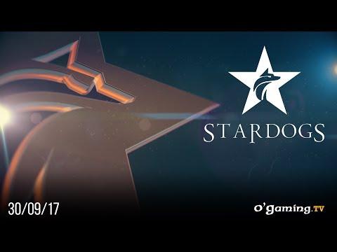 Stardogs - Live du studio Orange Opéra - 30/09/17 - League of Legends