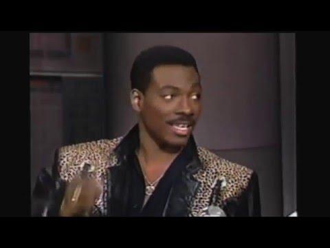 Eddie Murphy Golden Child (1986) - Red Coat Black Coat Review