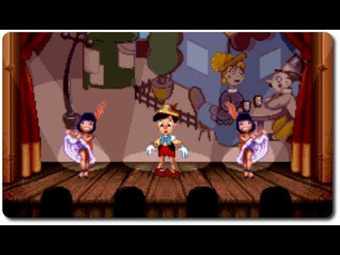 SNES Longplay #19: Pinocchio