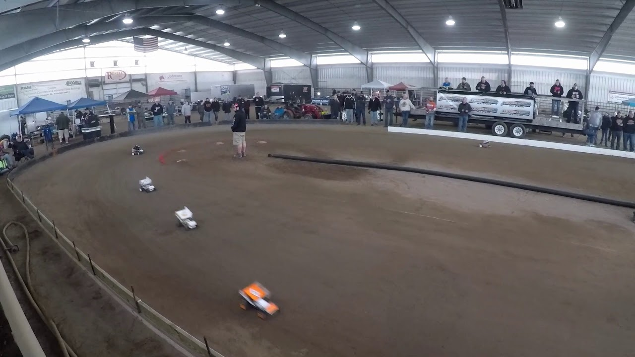rc sprint car racing Part 4 of 4 - Ultimate RC shootout