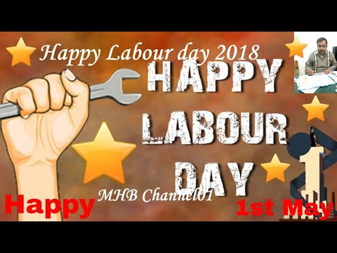 Happy Labour Day 2018
