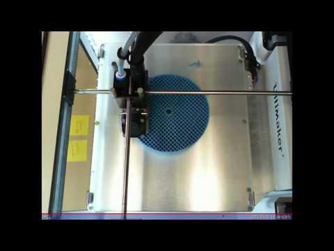 3D Printing a Torus (MCL Spring 2016)