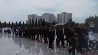 Pemakaman mantan kiper Timnas Indonesia Maulwi Saelan I #2