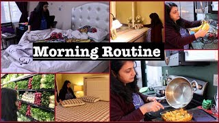My Productive Morning Routine With Time Management 2018 | NRI Mom In USA