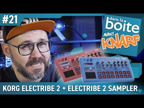 Composez où vous voulez avec l'Electribe 2 et l'Electribe 2 Sampler - Dans la Boite