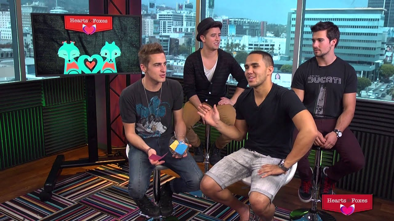 Big Time Rush Answer Your Questions!