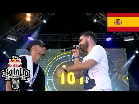 Navalha vs MC Men – 5º y 6º Puesto Málaga, España 2017 | Red Bull Batalla De Los Gallos