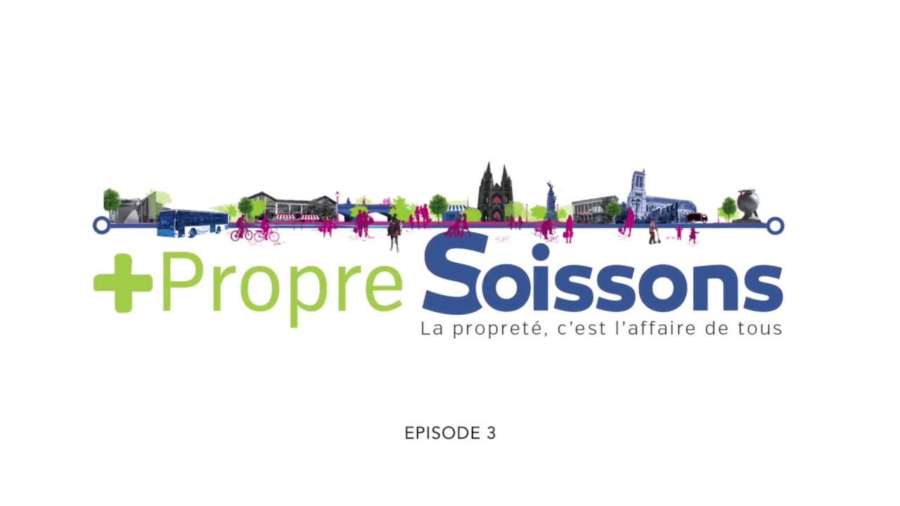 Plus Propre Soissons - épisode 3 (ouverture dans une nouvelle fenêtre)