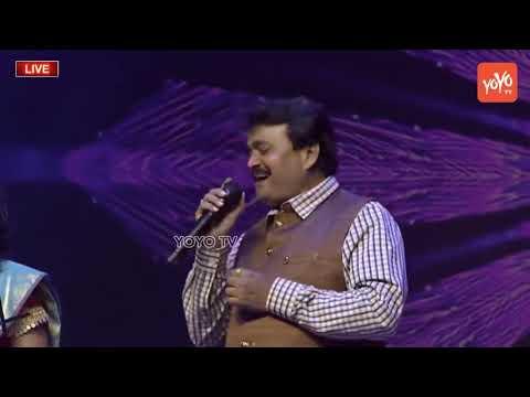 C Narayana Reddy Hit Songs Performance by Ramu & Sharada at World Telangana Convention 2018 |YOYOTV