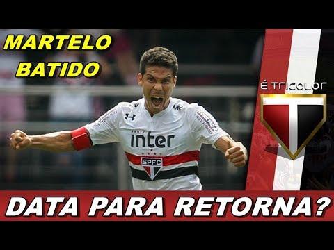 ATUALIZADAS HERNANES NO SÃO PAULO FC! DATA DE RETORNO, REFORÇO PONTUAL!