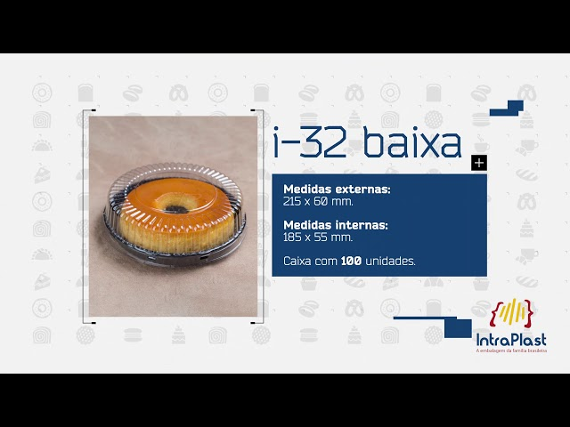 i-32 Baixa I Embalagem IntraPlast