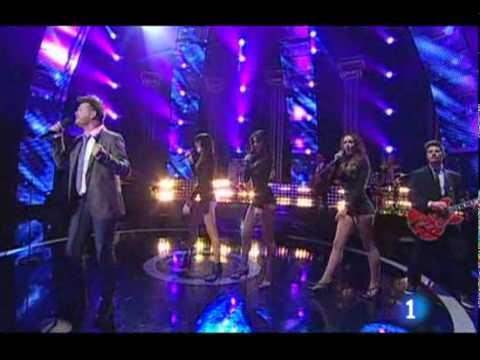 Destino Eurovisión: Actuación de Sergi Albert