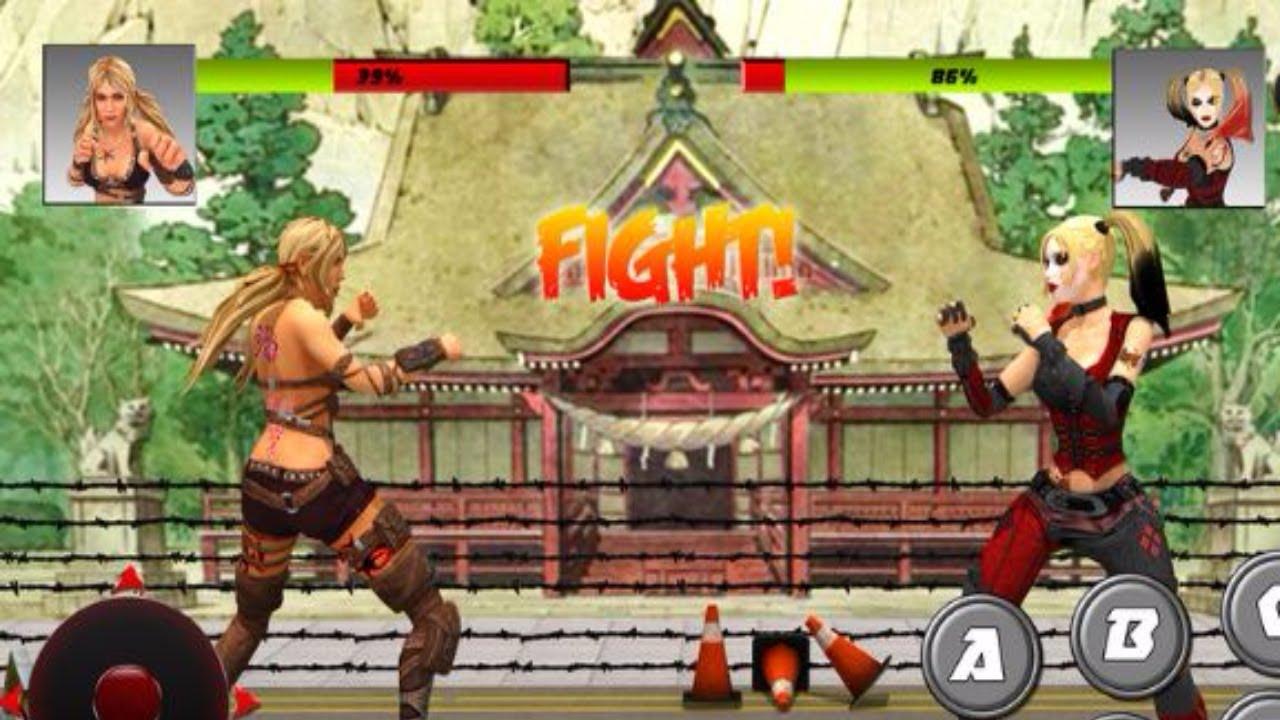 Old school fighting games