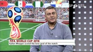 FIFA World Cup 2018: Costa Rica vs Brazil