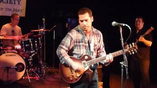 Crying the Blues by Albert Castiglia March 3 2011
