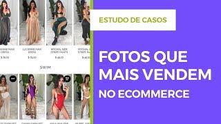 Que tipo de fotos vendem mais no eCommerce?