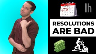 Go Ahead and Break Your New Year's Resolution Today | Joel's Hot Takes | Lifehacker