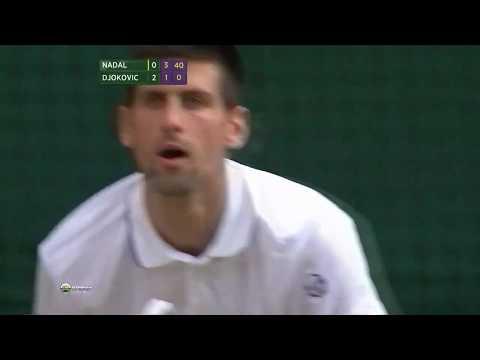 TENNIS - Nadal vs. Djokovic - Wimbledon 2011 - highlights (720 X 1280 60fps)