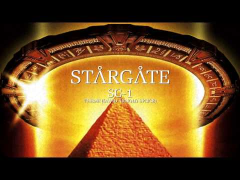 Stargate SG-1 Theme (David Arnold Splice)