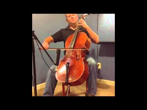 Bethel's One Thirst with cello improv