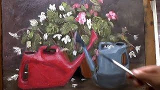 Watering Cans and Flowers -  Produced by: Rev Mark King & Sarah Fezio