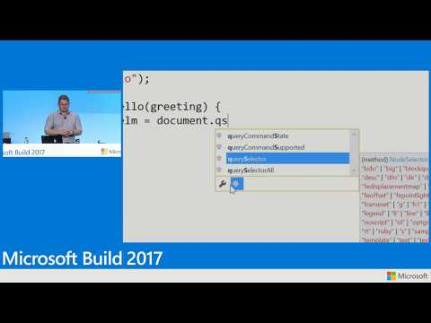 Modern frontend web development in Visual Studio 2017