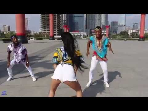 Shatta Wale X DJ Flex - Chop Kiss   Choreography    Dance by RELOAD DANCE CREW   CHINA
