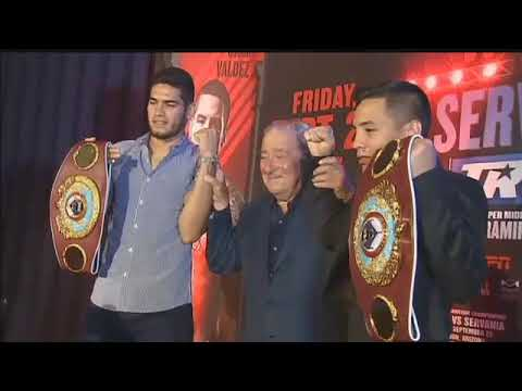 Boxing Hall of Famer Bob Arum In Tucson To Introduce Title Fight On ESPN