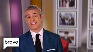 Then and Now: Andy Cohen Did Drag?! (Season 1) | Bravo