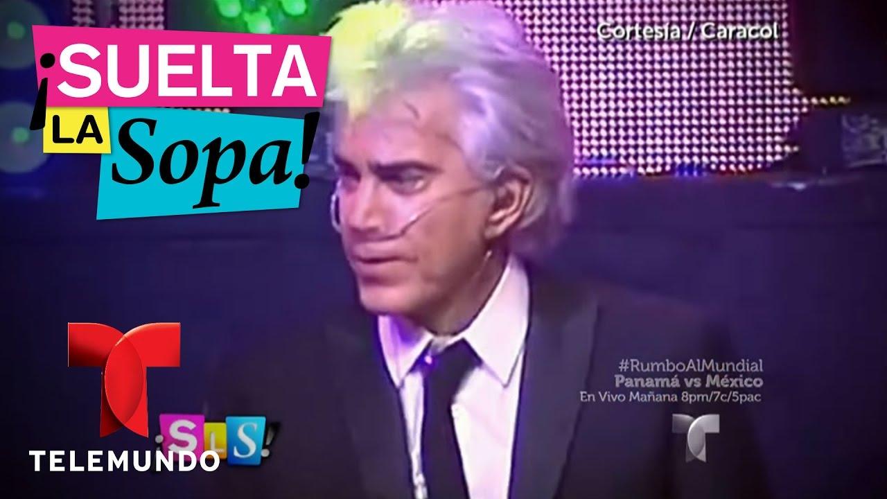 Personalmente pantalones Puñalada  Suelta La Sopa | El Puma aclaró rumores de su muerte | Entretenimiento -  YouTube