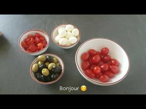 recette-facile-:-salade-de-pâtes-à-l'italienne-🇮🇹