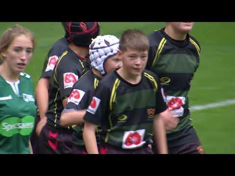 Year 7 Boys Champion Schools Final 2018 - Wade Deacon 18-10 St John Fisher