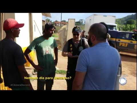 Operação liberta venezuelanos em condições análogas à escravidão em Boa Vista