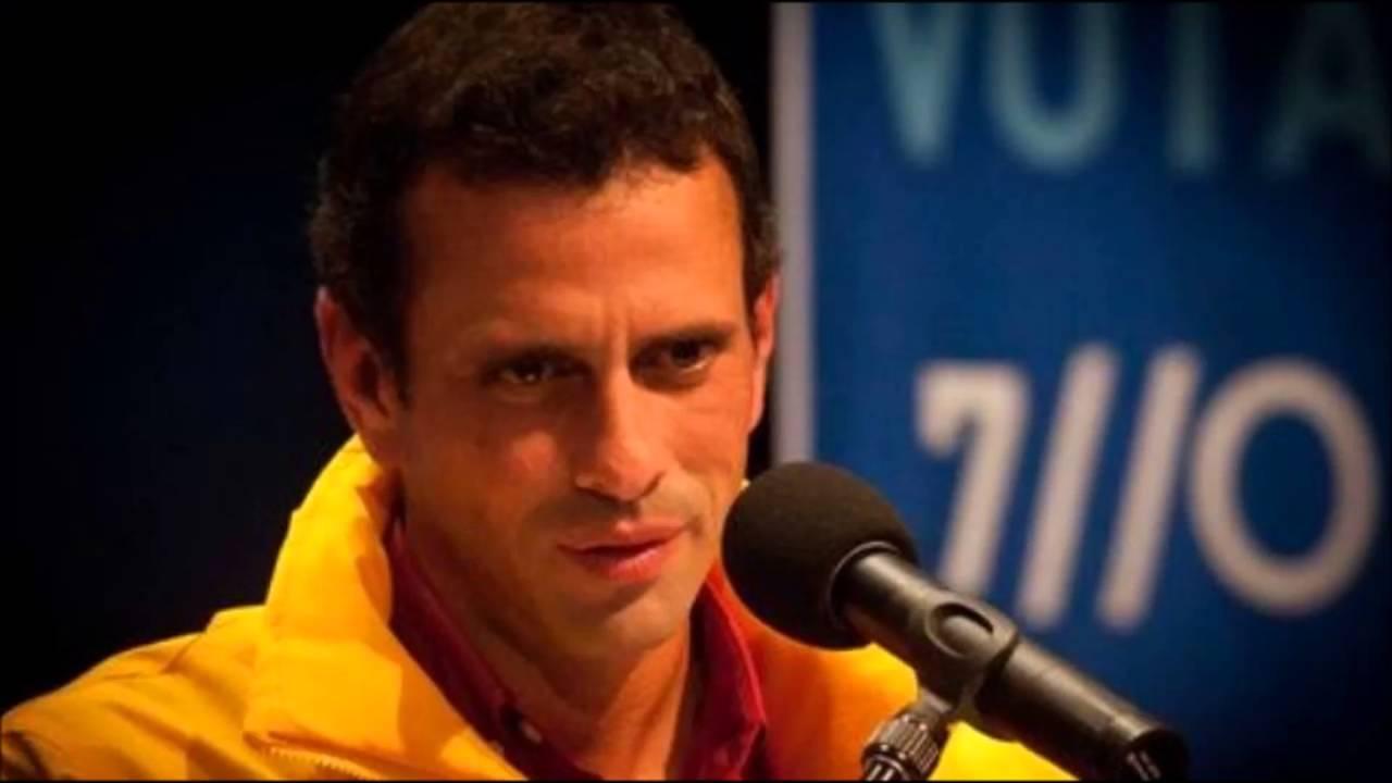 Henrique capriles radonski es homosexual rights