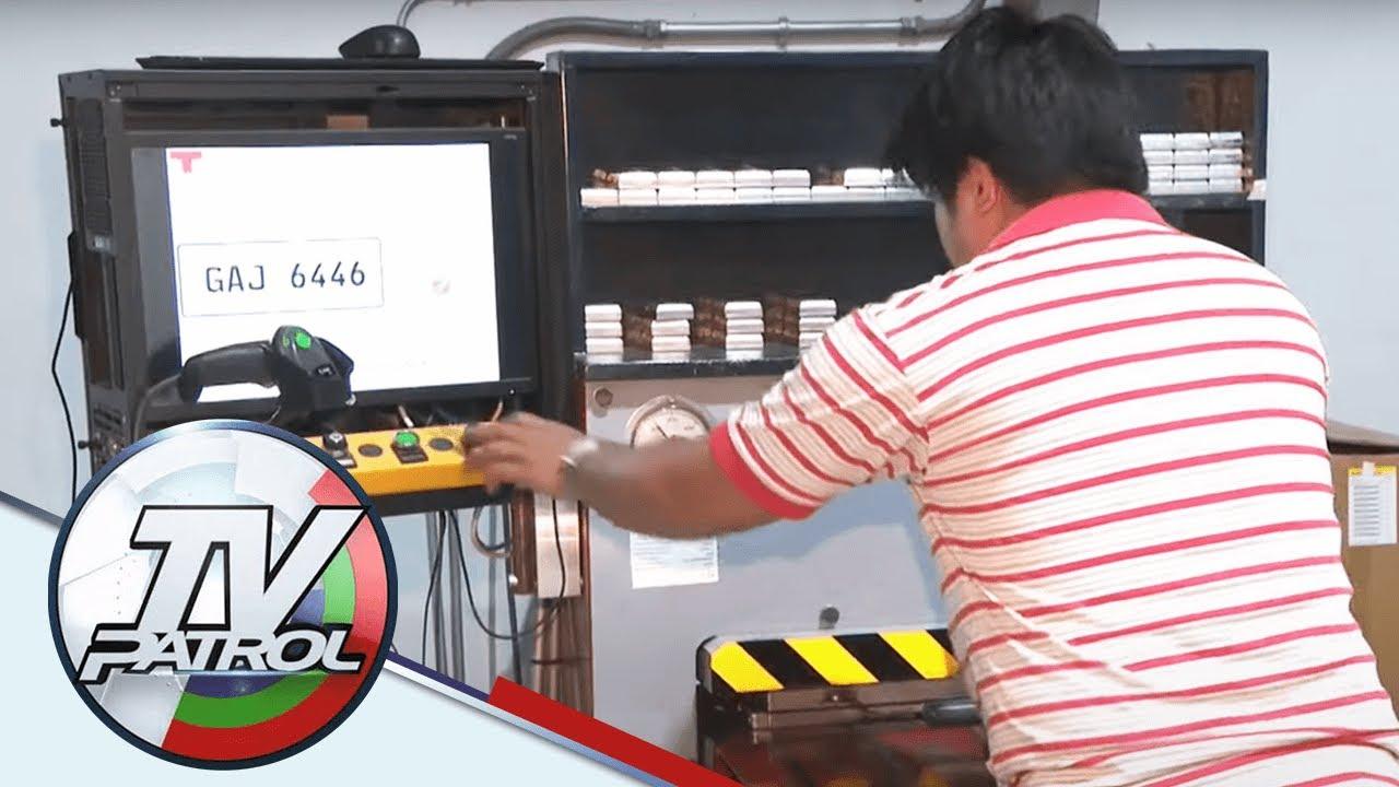 LTO planong maghanap ng gagawa ng mga plaka ng motorsiklo | TV Patrol