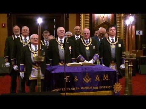 Inside the secret world of the Freemasons