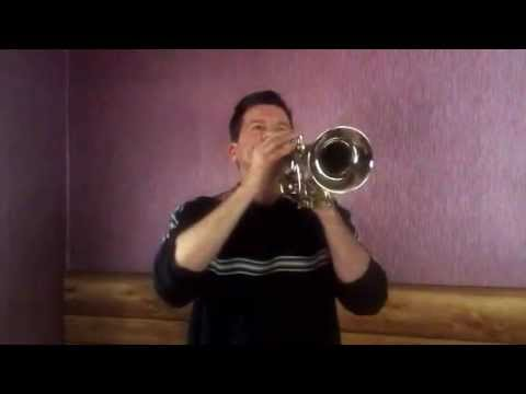 1812 Overture on trumpet