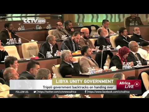 UN Urges Tripoli to hand over power to the unity government