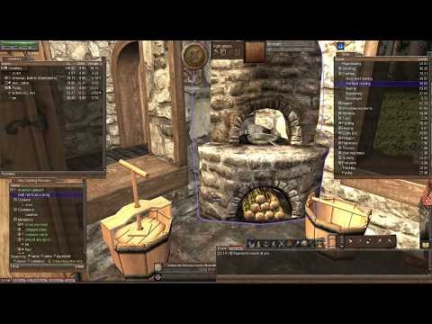 Wurm Unlimited - Tutorial - Episode 172 - Nutrition & some very nice food!!