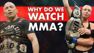 Why Do We Love MMA?