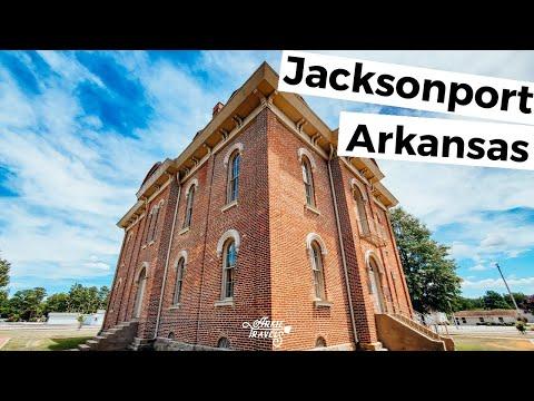 Jacksonport State Park, Arkansas