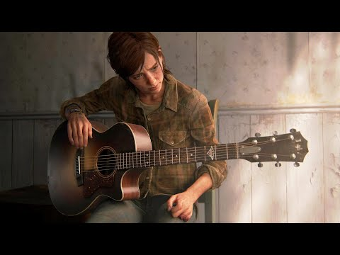 All Guitar Songs (Cutscenes) - The Last Of Us Part II (PS4 Pro) 4K HDR