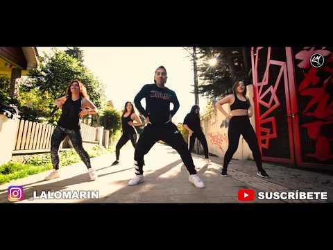 MOVE TO MIAMI - Enrique Iglesias ft Pitbull (Coreografia ZUMBA) / LALO MARIN