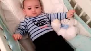 Viral Cute Baby Girl Dhuhaa Sophea